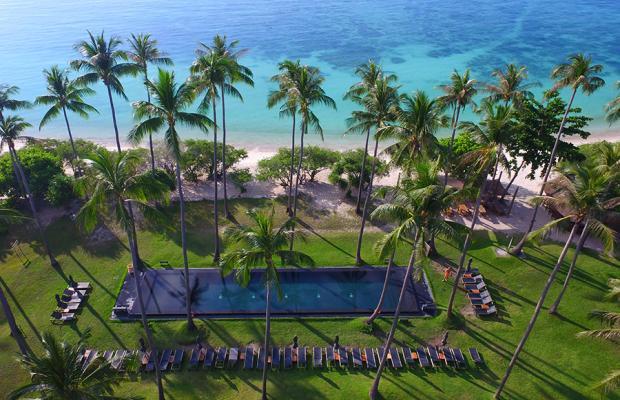 фотографии отеля The Haad Tien Beach Resort изображение №7