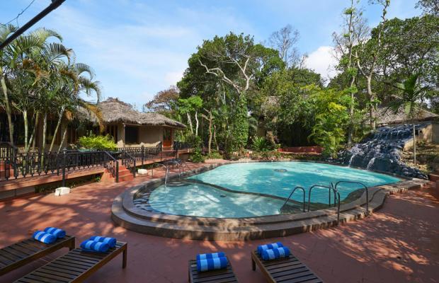 фото отеля Club Mahindra Thekkady (ex. Club Mahindra Tusker Trails) изображение №1