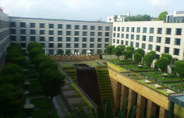 фото отеля Grand Hyatt Mumbai изображение №69