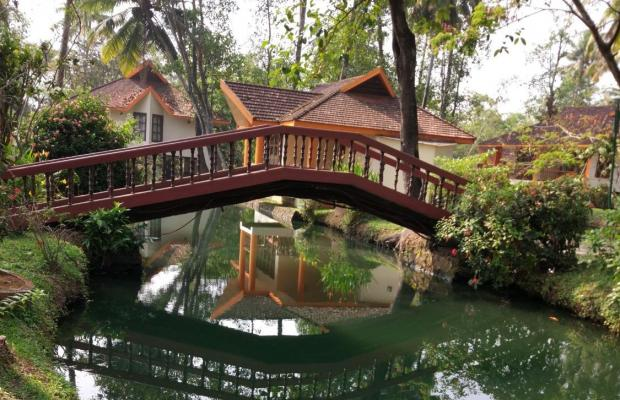 фотографии отеля Club Mahindra Kumarakom (ex. Golden Waters) изображение №3