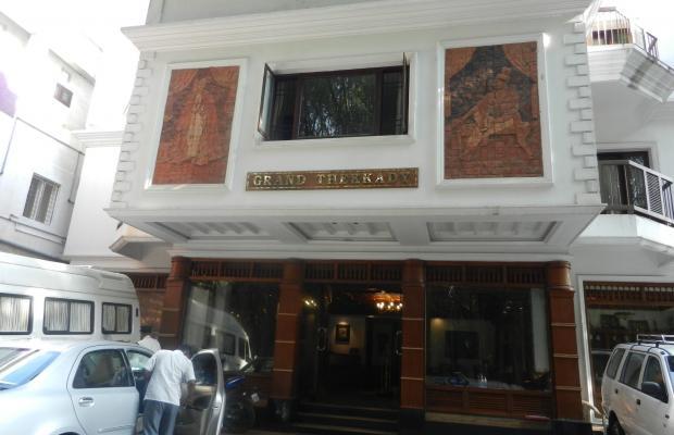фото отеля Grand Thekkady Hotel изображение №1