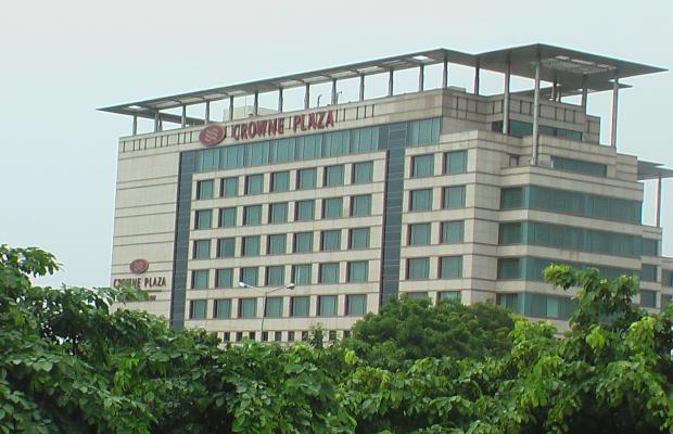 фото Crowne Plaza Gurgaon  изображение №2