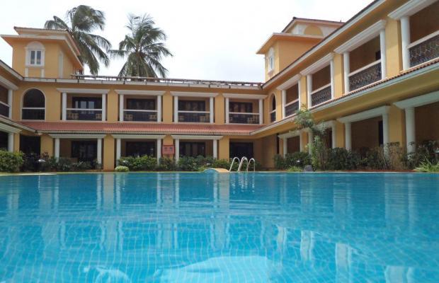фото Casa De Goa Boutique Resort изображение №22