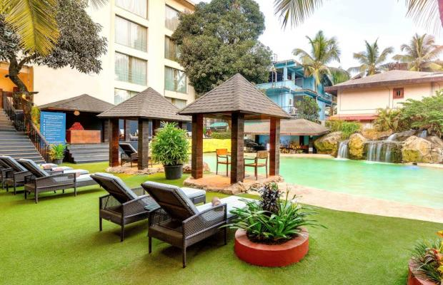 фотографии отеля Novotel Goa Shrem Resort изображение №19