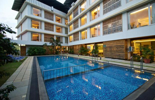 фото отеля Treebo Turtle Beach Resort (ех. 83 Room Hotel) изображение №1