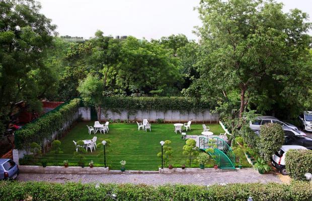 фотографии отеля Indira International Inn изображение №11