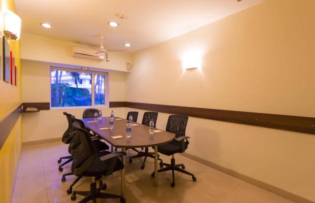 фото отеля Ginger Trivandrum изображение №5
