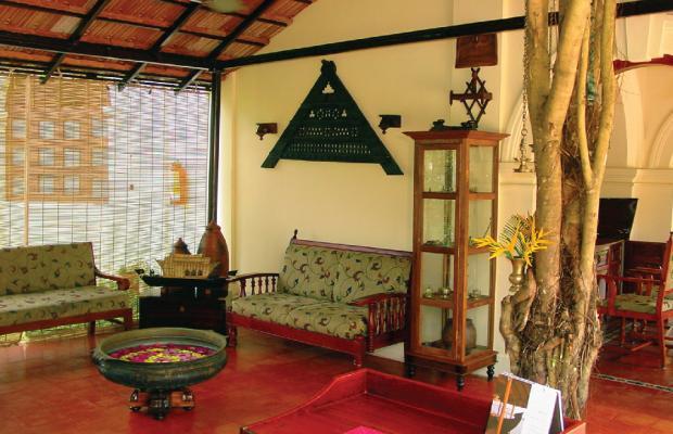 фото Vivanta by Taj - Kumarakom (ex. Taj Garden Retreat Kumarakom) изображение №2