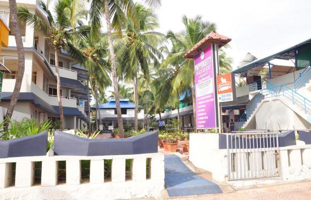 фотографии отеля Pappukutty Beach Resort изображение №11