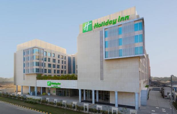 фото отеля Holiday Inn New Delhi International Airport изображение №1
