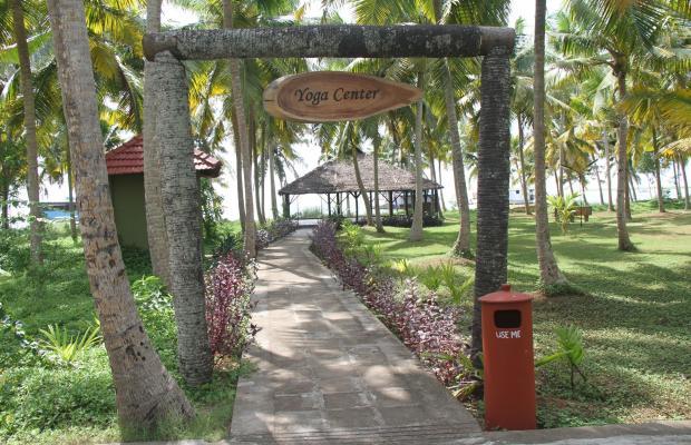 фотографии отеля Poovar Island Resort изображение №3