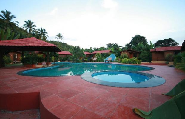 фотографии отеля The Fern Gardenia Resort изображение №7