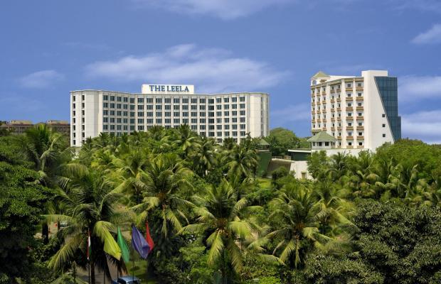 фотографии отеля The Leela Mumbai изображение №7
