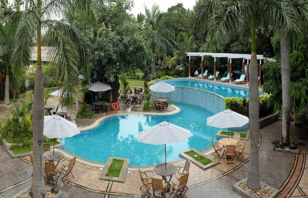 фото отеля The Manohar (ex. Fortune Select Manohar; The Tulip Manohar Hyderabad) изображение №1