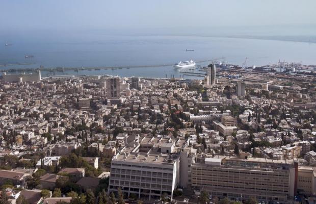 фото Crowne Plaza Haifa  изображение №10