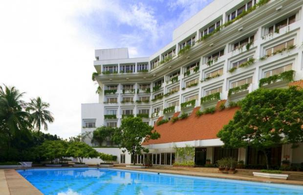 фото отеля Taj Bengal изображение №1