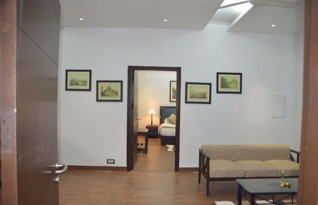 фотографии отеля Corbett Ramganga Resort изображение №7
