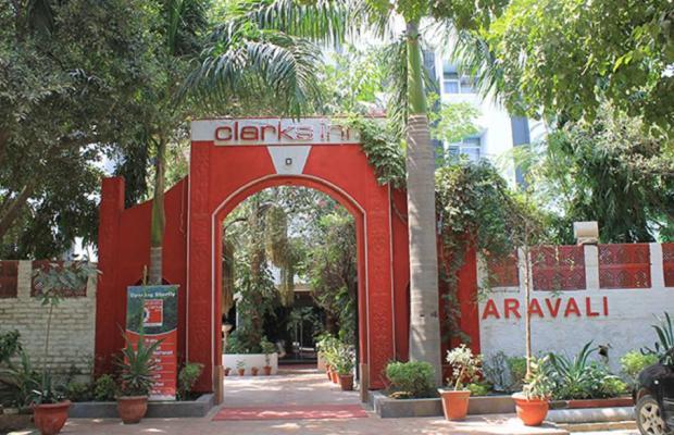 фотографии отеля Clarks Inn Alwar изображение №27