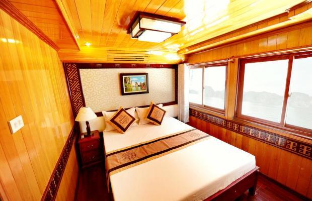 фотографии отеля Alova Gold Cruises Ha Long изображение №7