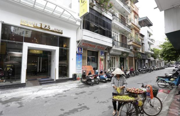 фото Hotel 1-2-3 Ha Noi (ex. Nam Ngu; Ariva Nam Ngu) изображение №10