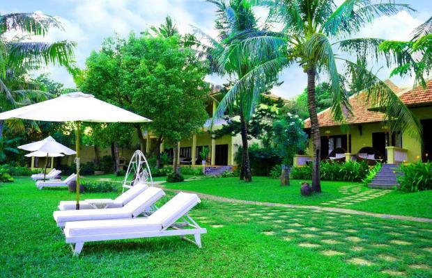фотографии отеля Vinh Hung Riverside Resort & Spa изображение №47