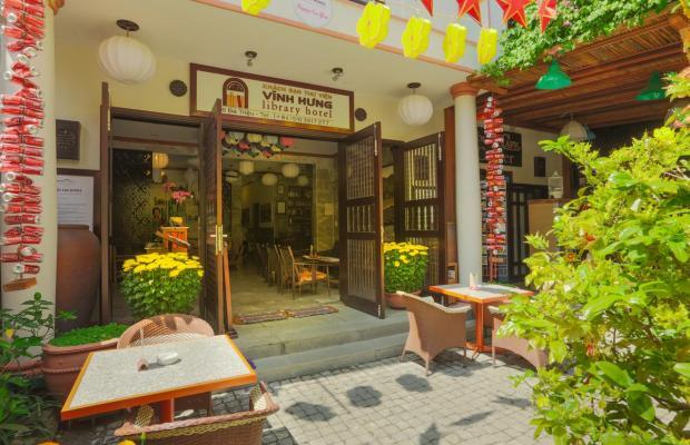 фото отеля Vinh Hung Library Hotel (ex. Vinh Hung 3) изображение №49