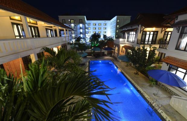 фото отеля Hoi An Emerald Waters Hotel & Spa (ex. Southern Hoian Hotel & Villas; Hoi An Salute Hotel & Villa) изображение №21