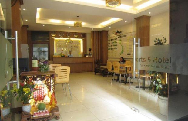 фотографии отеля Nam Long Hotel изображение №7