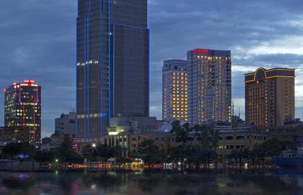 фотографии отеля Sheraton Saigon Hotel & Towers изображение №35