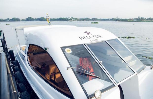 фотографии отеля Villa Song Saigon изображение №7