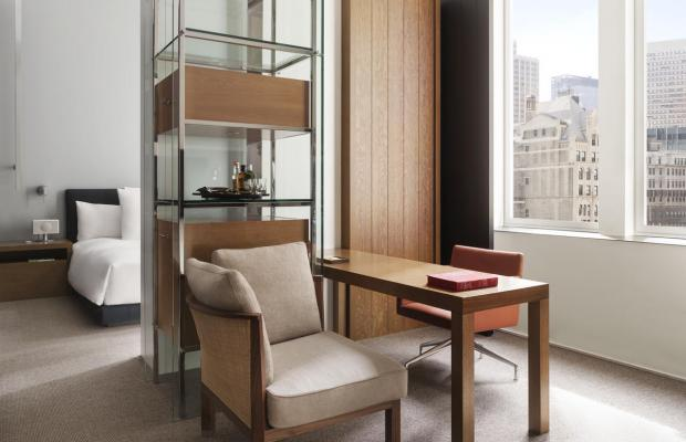 фотографии отеля Andaz 5th Avenue - a concept by Hyatt изображение №43