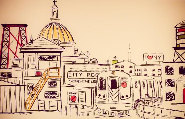 фото отеля City Rooms NYC - Soho (ex. Azure) изображение №13
