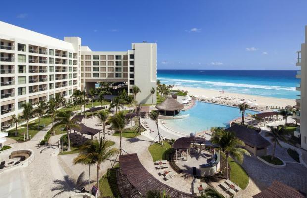 фото отеля The Westin Lagunamar Ocean Resort Villas (ex. Sheraton Cancun Towers) изображение №25