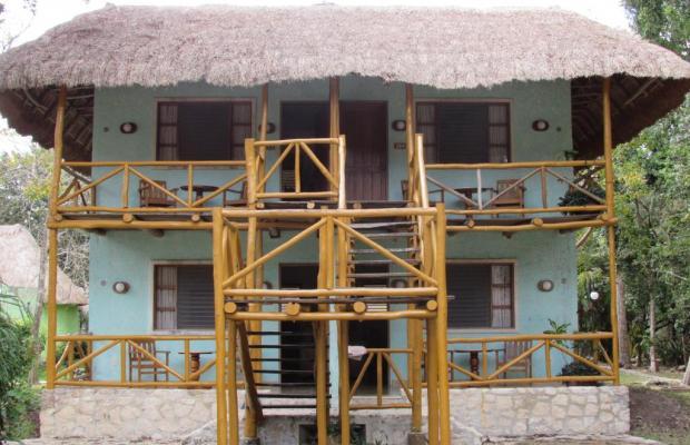 фотографии отеля Chicanna EcoVillage Resort изображение №7