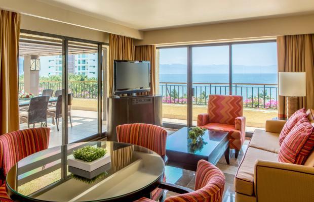 фото отеля Marriott Puerto Vallarta Resort & Spa изображение №33