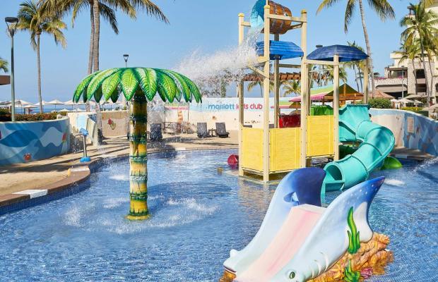 фото отеля Marriott Puerto Vallarta Resort & Spa изображение №5