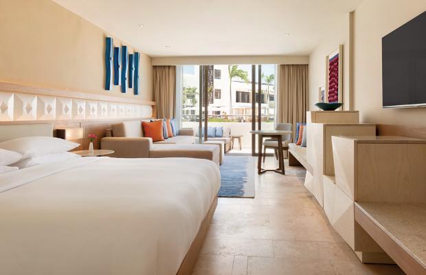 фото Hyatt Ziva Cancun (ex. Dreams Cancun; Camino Real Cancun) изображение №50