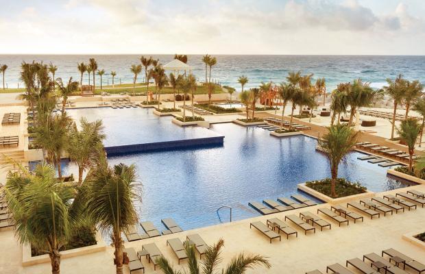 фотографии отеля Hyatt Ziva Cancun (ex. Dreams Cancun; Camino Real Cancun) изображение №23
