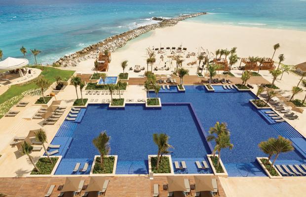 фото Hyatt Ziva Cancun (ex. Dreams Cancun; Camino Real Cancun) изображение №10
