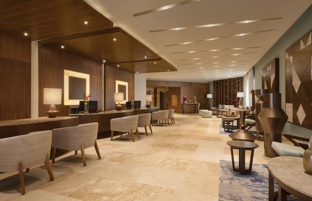 фотографии отеля Hyatt Ziva Cancun (ex. Dreams Cancun; Camino Real Cancun) изображение №3