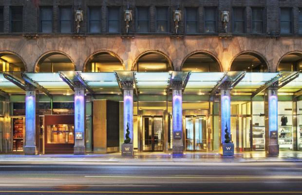 фото отеля W New York изображение №1