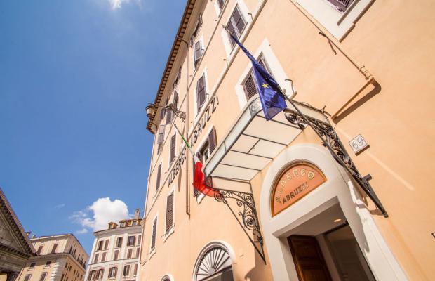 фотографии отеля Hotel Abruzzi изображение №11