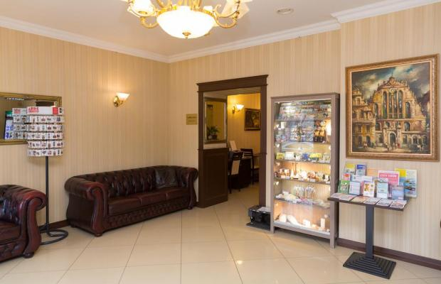 фото Rixwell Gertrude Hotel (ех. Wellton Gertrude Hotel; Ramada City Center) изображение №6