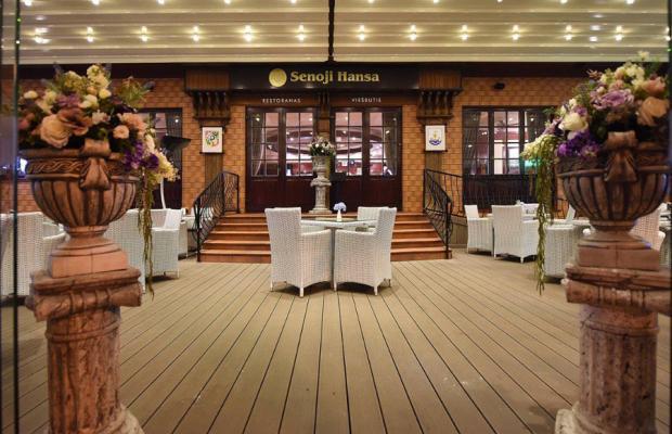 фото Senoji Hansa Hotel (ex. Lasas Hotel-Steak House Lasas) изображение №2