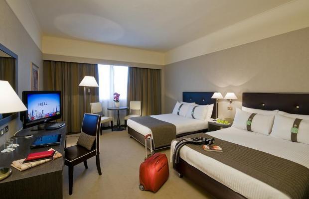 фото Holiday Inn Rome - Eur Parco dei Medici изображение №2