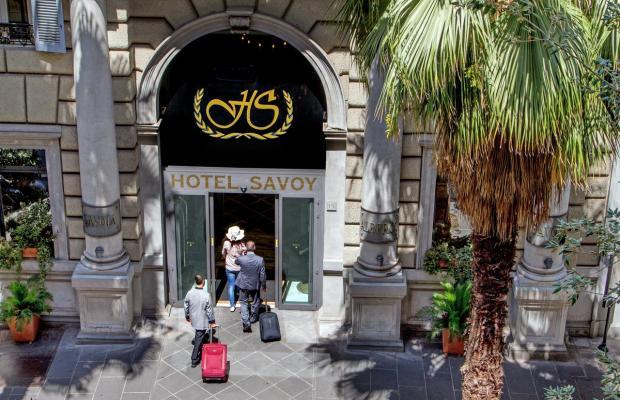 фотографии отеля Savoy Hotel Rome изображение №39