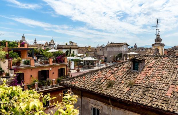 фотографии отеля Hotel Indigo Rome - St. George изображение №7