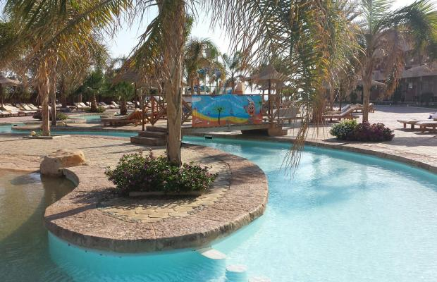фотографии The Three Corners Sea Beach Resort (ex. Triton Sea Beach Resort; Holiday Beach Resort Marsa Alam) изображение №8