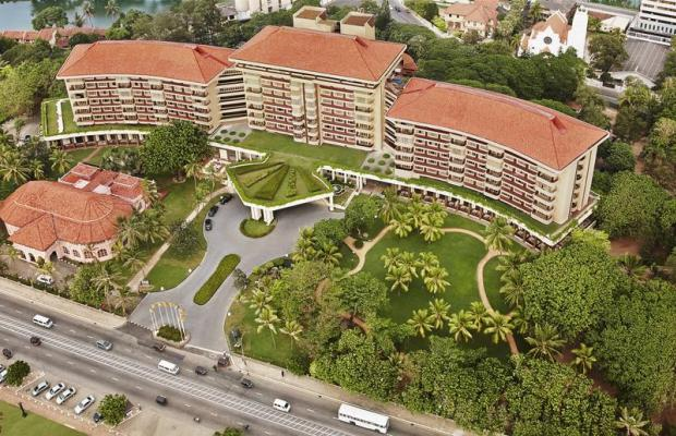 фотографии отеля Taj Samudra изображение №3