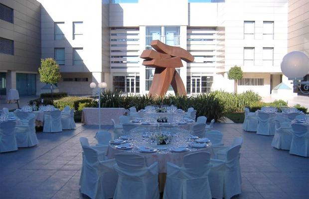 фото отеля Eurostars I-Hotel изображение №1